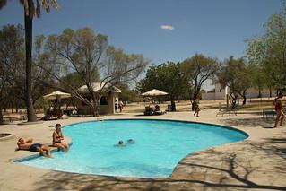 Namutoni Camp