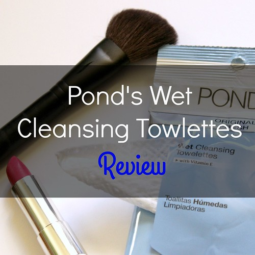 Ponds Cleansing Cloths Review_Influenster (4)