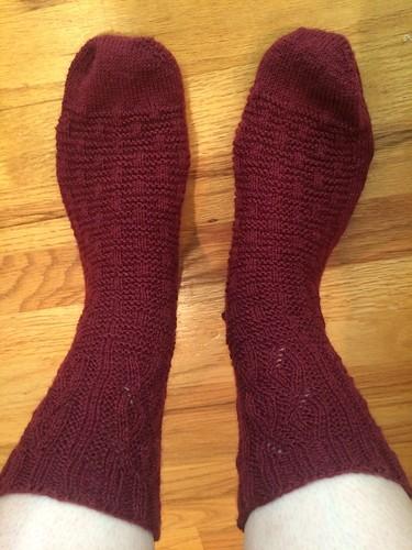 Wicker man socks