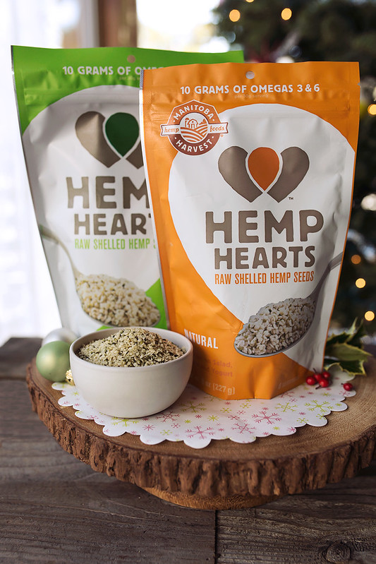 Hemp Heart Peppermint Chocolate Fudge