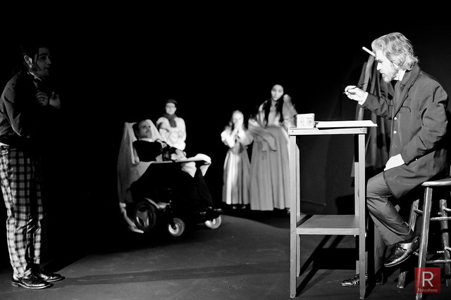 A Christmas Carol at Laughing Owl Productions