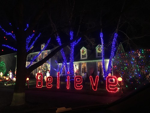 Naperville 2015 Christmas Light Tour