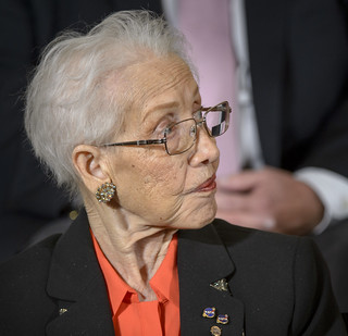 Katherine Johnson Receives Presidential Medal of Freedom (NHQ201511240006)