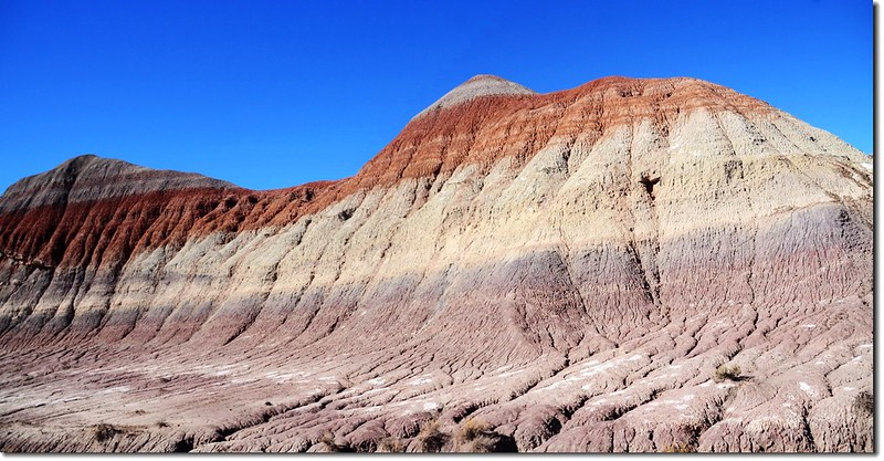 Colors in The Tepees Area, Petrified Forest National Park 1