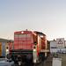 OK's Pics hat ein Foto gepostet:BR 294 872-7 im Ragierdienst am Ginsheim-Gustavsburger Industriehafende.wikipedia.org/wiki/DB-Baureihe_V_90#Umbau-Lokomotiven_...