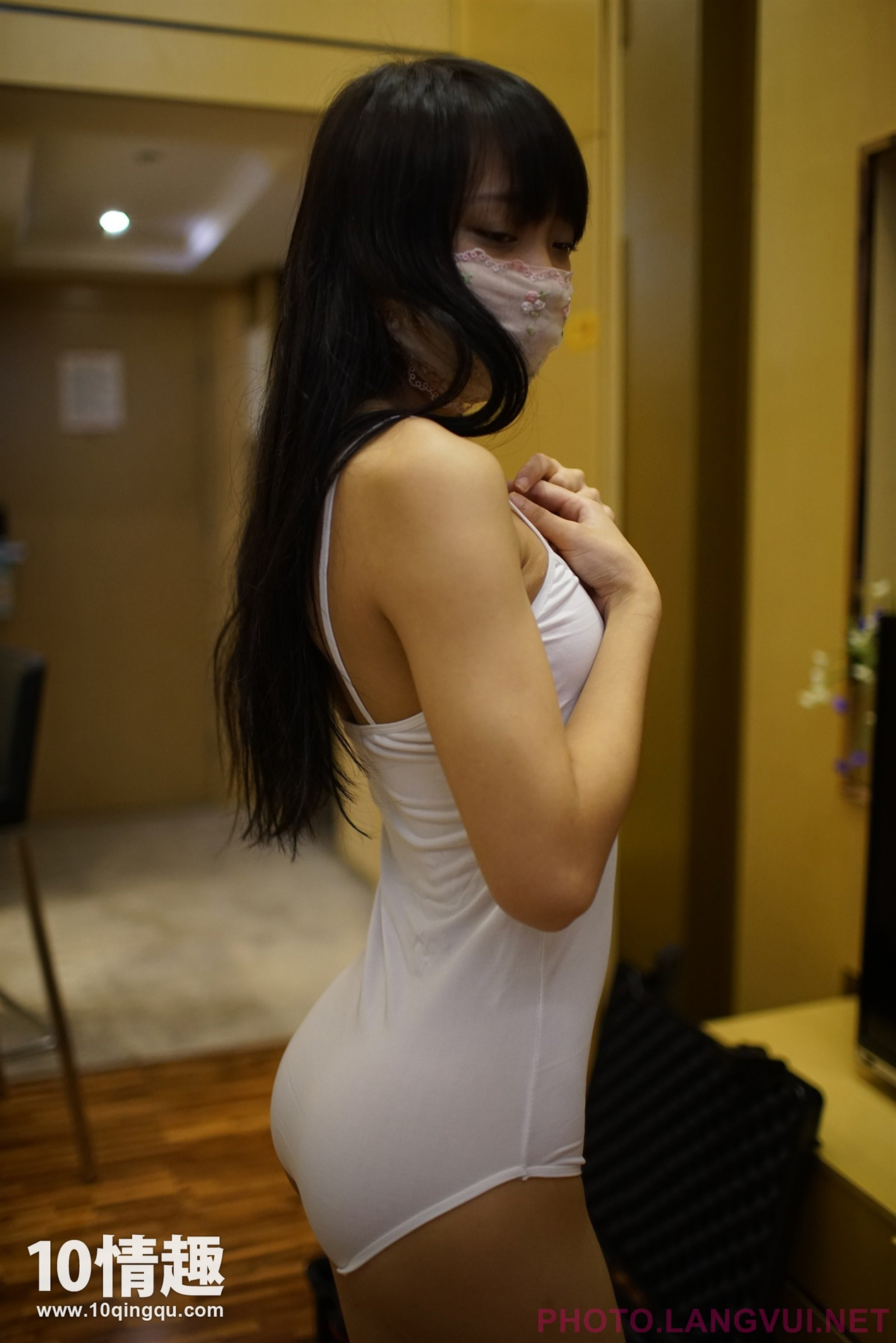 10QingQu Mask Series No 121