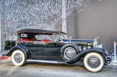 1931 Cadillac 355 Fleetwood Sport Phaeton