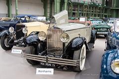 Delage D8 Cabriolet - 1930