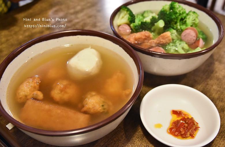 大里美食小吃樂喜屋關東煮拉麵14