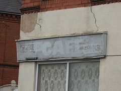 Former Cafe - Warren Road and Hazelwell Road, Stirchley