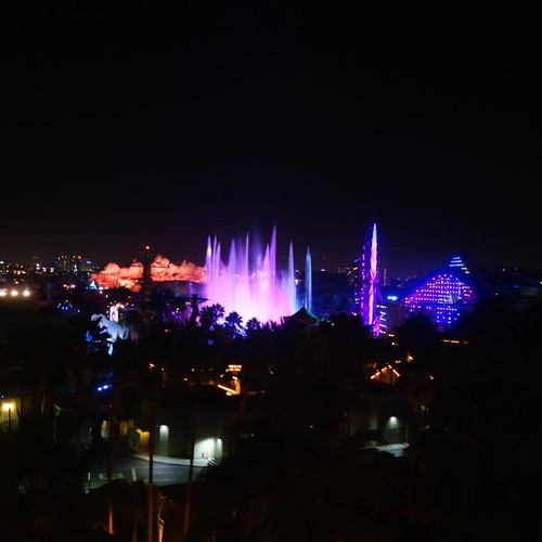 World of Color Celebrate!を。音楽クリアですごくよかった。Forever Youngがすごくいい。とてもいい。