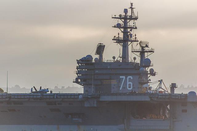 USS Ronald Reagan (CVN-76)