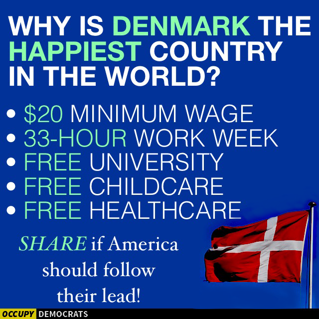 occupy democrats denmark free school