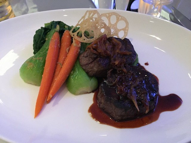 Filet of beef - SLS Las Vegas Hotel