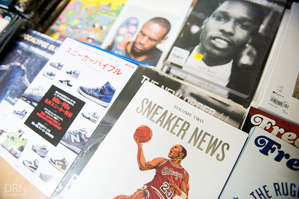 Sneaker Mags.