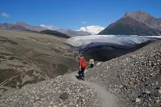 030 Wandeling Root Glacier