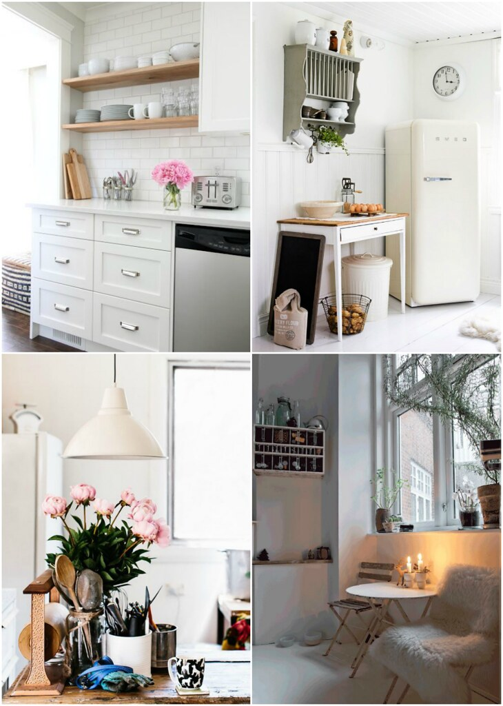 ideas-decorar-cocina   Ideas para decorar una cocina con peq ...