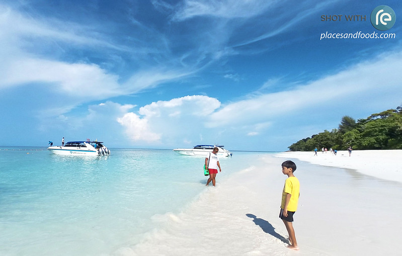 tachai island kid