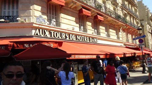 Paris Aux Tours de Notre Dame Aug 15 (1)