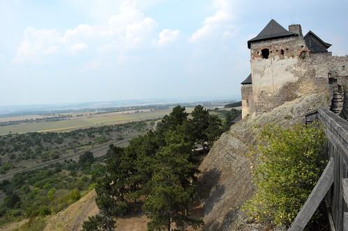 panorama tower castle wall scenery hungary view southern rook chateau torony bastion mur castello ungarn vue augusztus burg mauer vár kirándulás ansicht táj boldogkőváralja 2015 tájkép hongrie zemplén nyár családi borsod déli kilátás megye abaúj bástya boldogkő várfal váralja szatmári