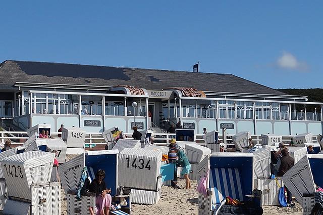 Badezeit Strand