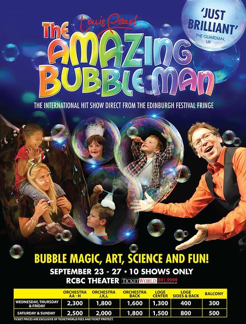 BubblemanMNL_A4 Poster Generic