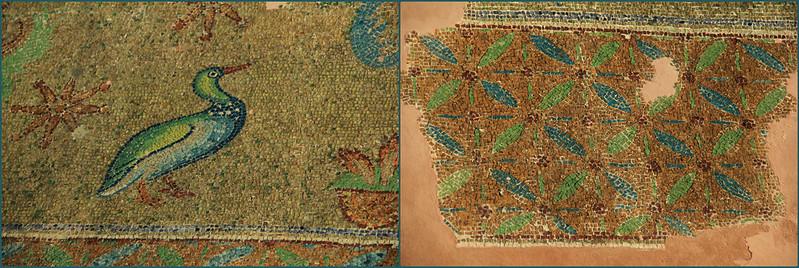 Mosaics, Thessaloniki