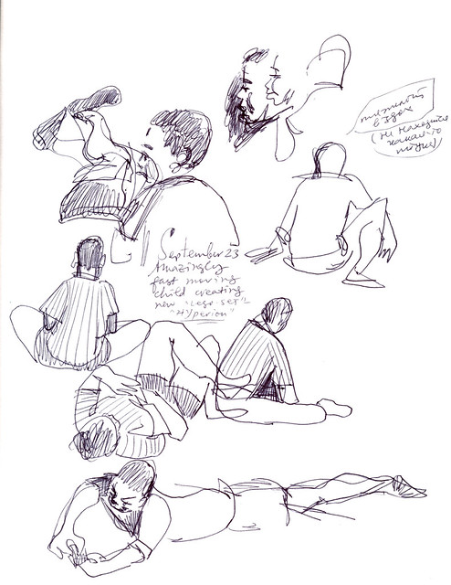 Sketchbook #92: Everyday Life