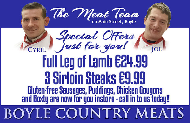Boyle Country Meats -The Meat Team