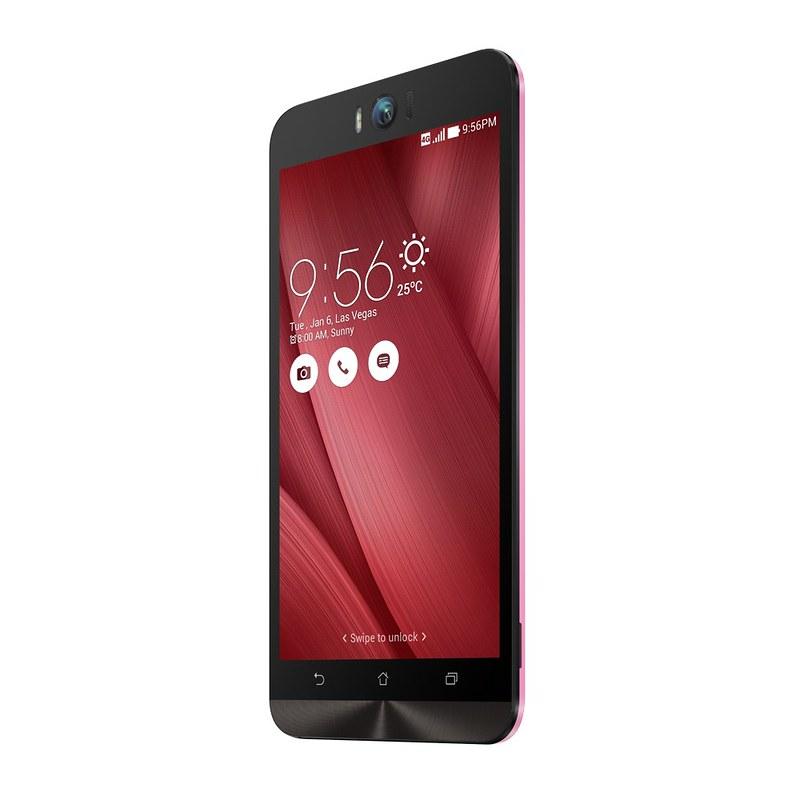ASUS Zenfone Selfie chính hãng: giá 6.490.000đ, bán từ hôm nay, có màu hồng - 93385