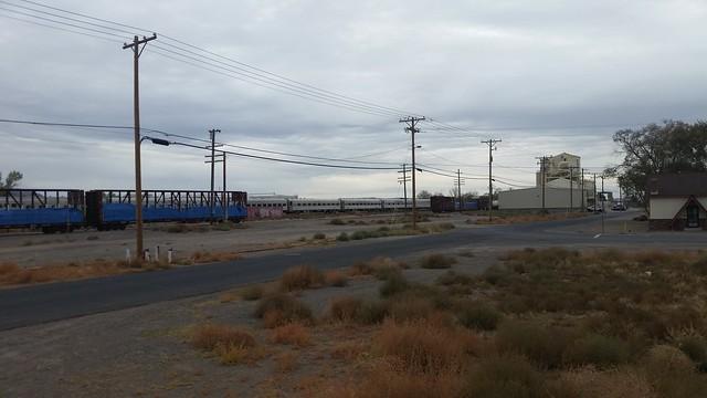 BNSF Business Train