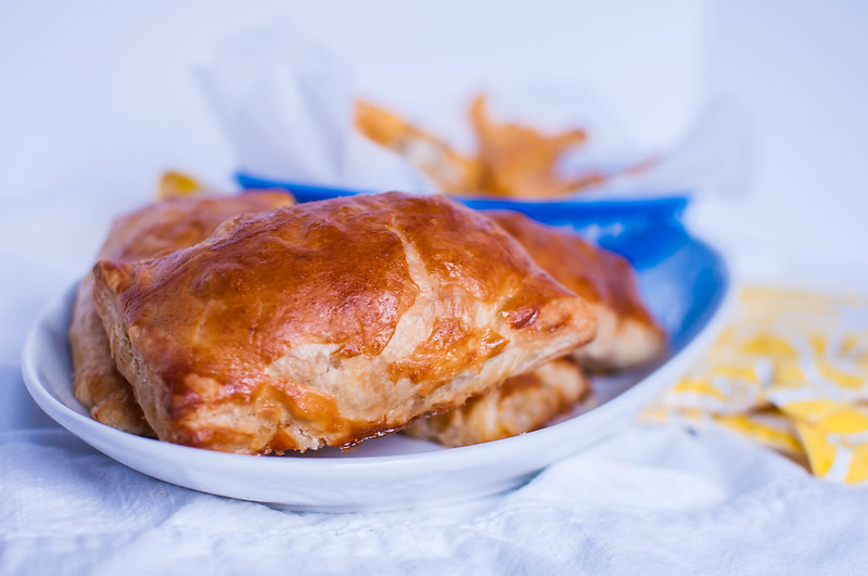 Buffalo Chicken Pockets