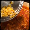 #Homemade #Seafood #Gumbo #CucinaDelloZio - corn