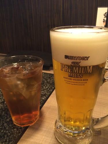 しゃ楽_ビール