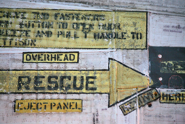 Rescue Eject Panel