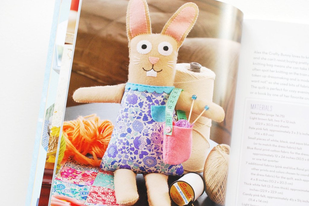book review // sew sweet creatures