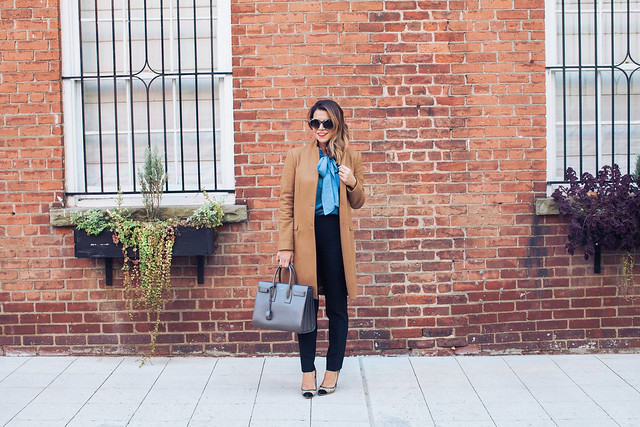 what to wear to work_bow top_5