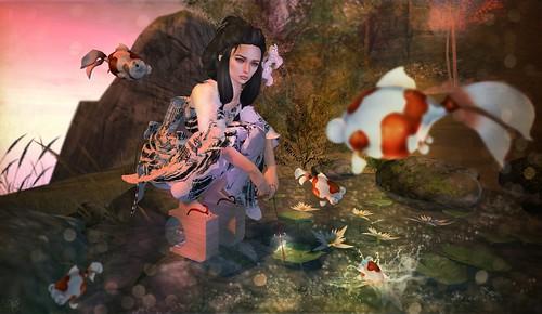 Kingyo 金魚