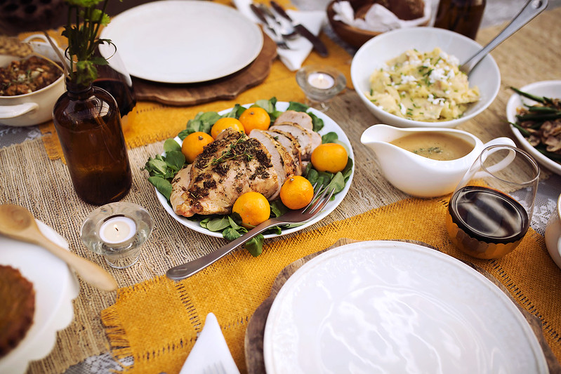 Gluten-free Thanksgiving for Two