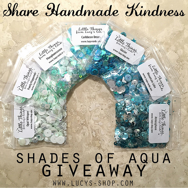 Share Handmade Kindness giveaway