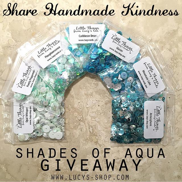 Share Handmade Kindness giveaway