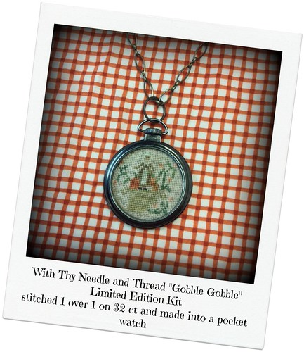 Gobble Pocket Watch