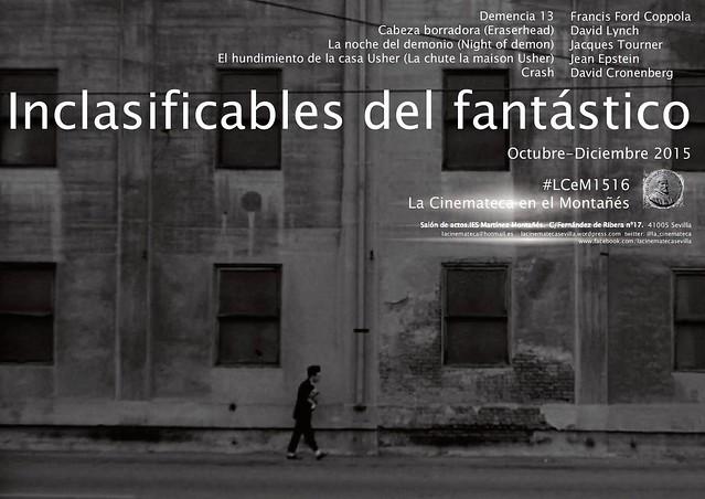 #LCeM1516 Inclasificables del fantástico