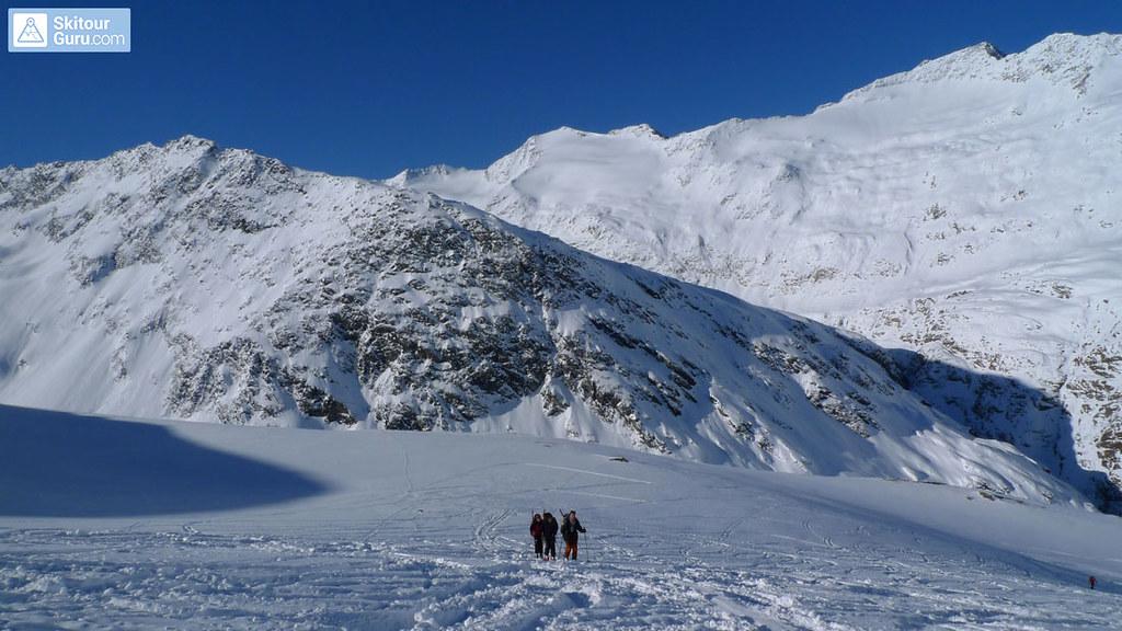Mittlerer Seelenkogel Ötztaler Alpen / Alpi Venoste Österreich foto 02