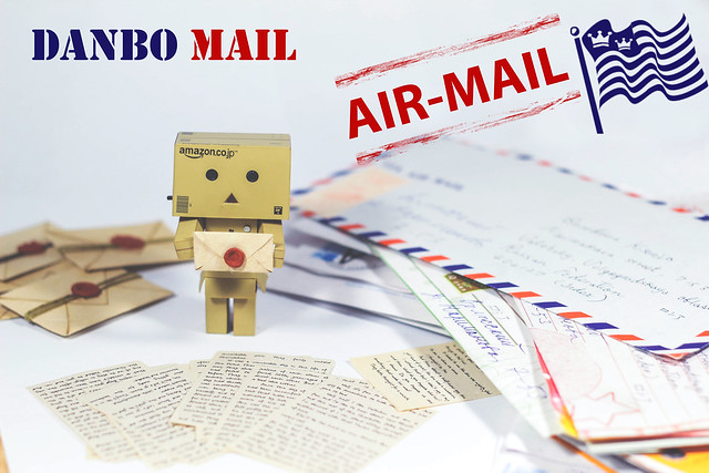 Danbo mail