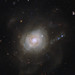 Hubble View of a Galaxy Resembling an Atomic Nucleus by NASA Goddard Photo and Video