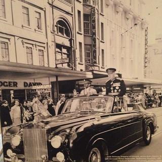 Hallie Selasie in Melbourne Australia