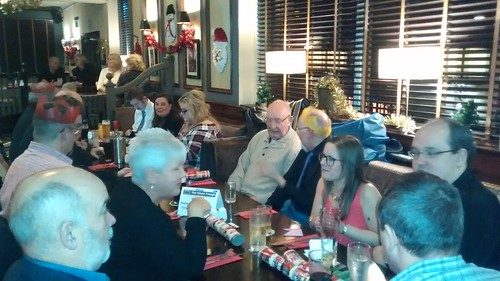 Lib Dem Xmas dinner Gateshead Dec 15 (2)