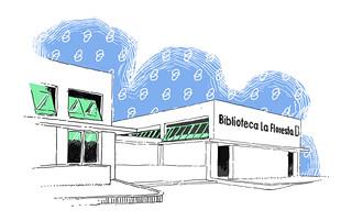 30 años de la Biblioteca Pública La Floresta