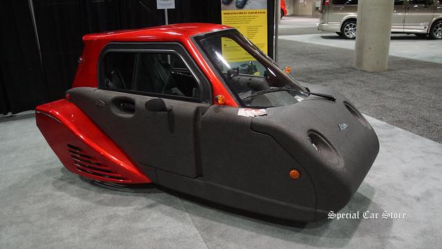 Spira4u Foam Body vehicle